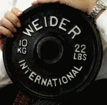 Тренировочные принципы Вейдера для атлетов среднего уровня